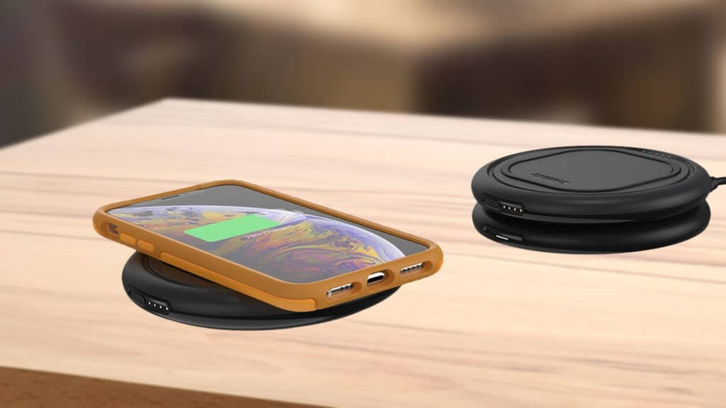 cargador inalambrico OtterBox Otterspot Wireless Charger