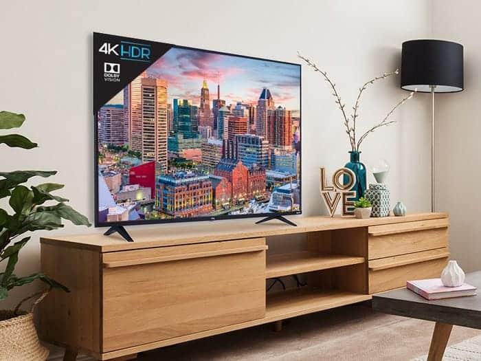 las mejores televisiones inteligentes led gama baja