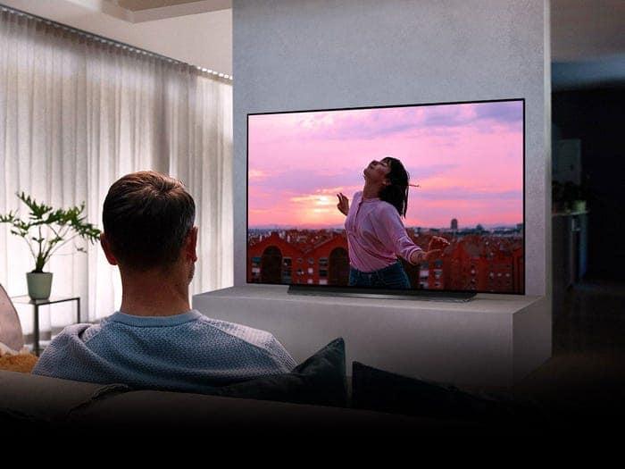 las mejores televisiones inteligentes oled