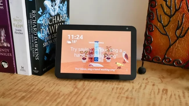 echo show 8 review
