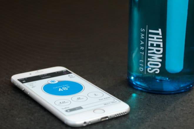 las mejores botellas inteligentes thermos