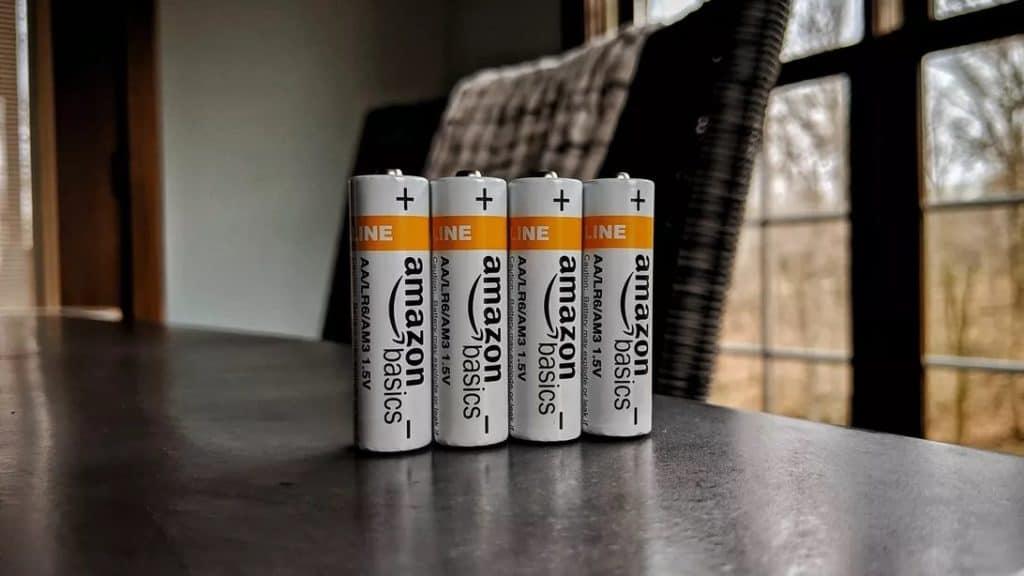 Pilas Reloj de Pared Echo de Amazon