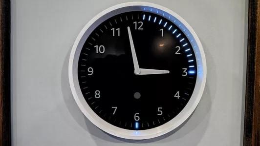 Reloj de Pared Echo de Amazon 1