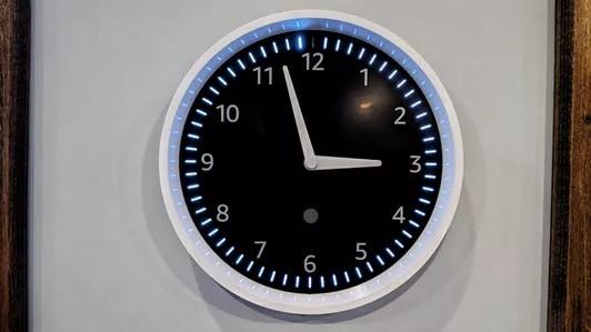 Reloj de Pared Echo de Amazon