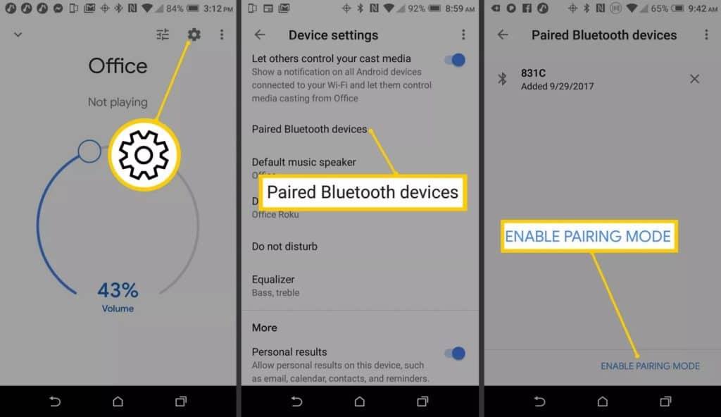 Reproducir el audio de YouTube en Google Home desde un Smartphone 2