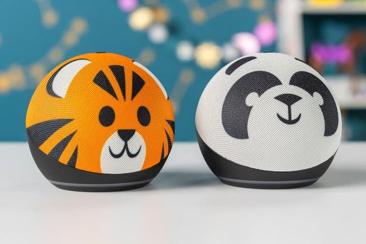 Destacado Echo Dot Kids Edition