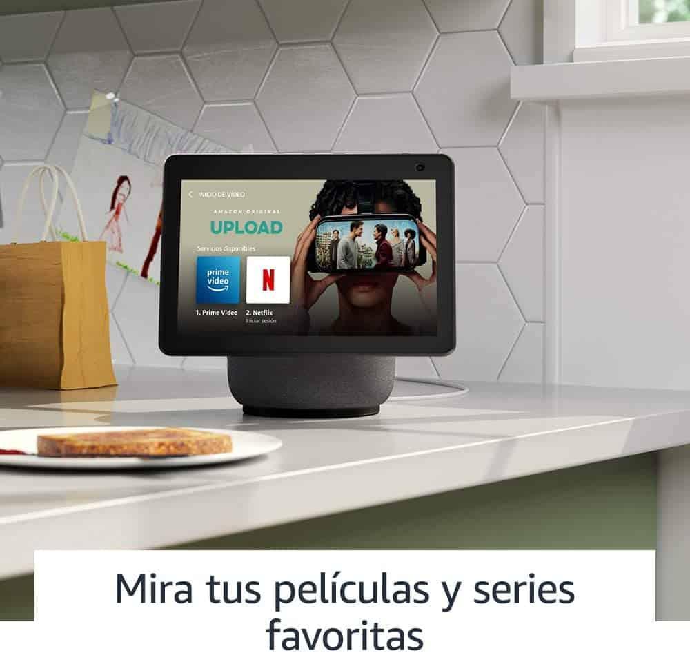 Calidad Amazon Echo Show 10