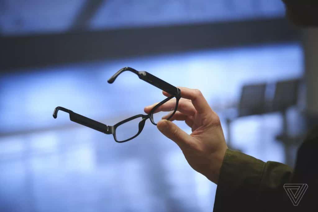 amzon echo frames estilo