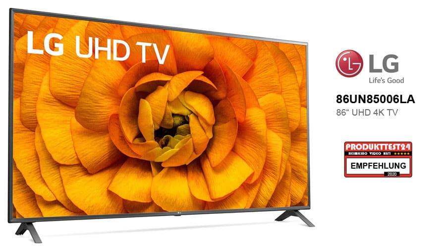 Televisor LG 86UN8500 Ultra HD 4K