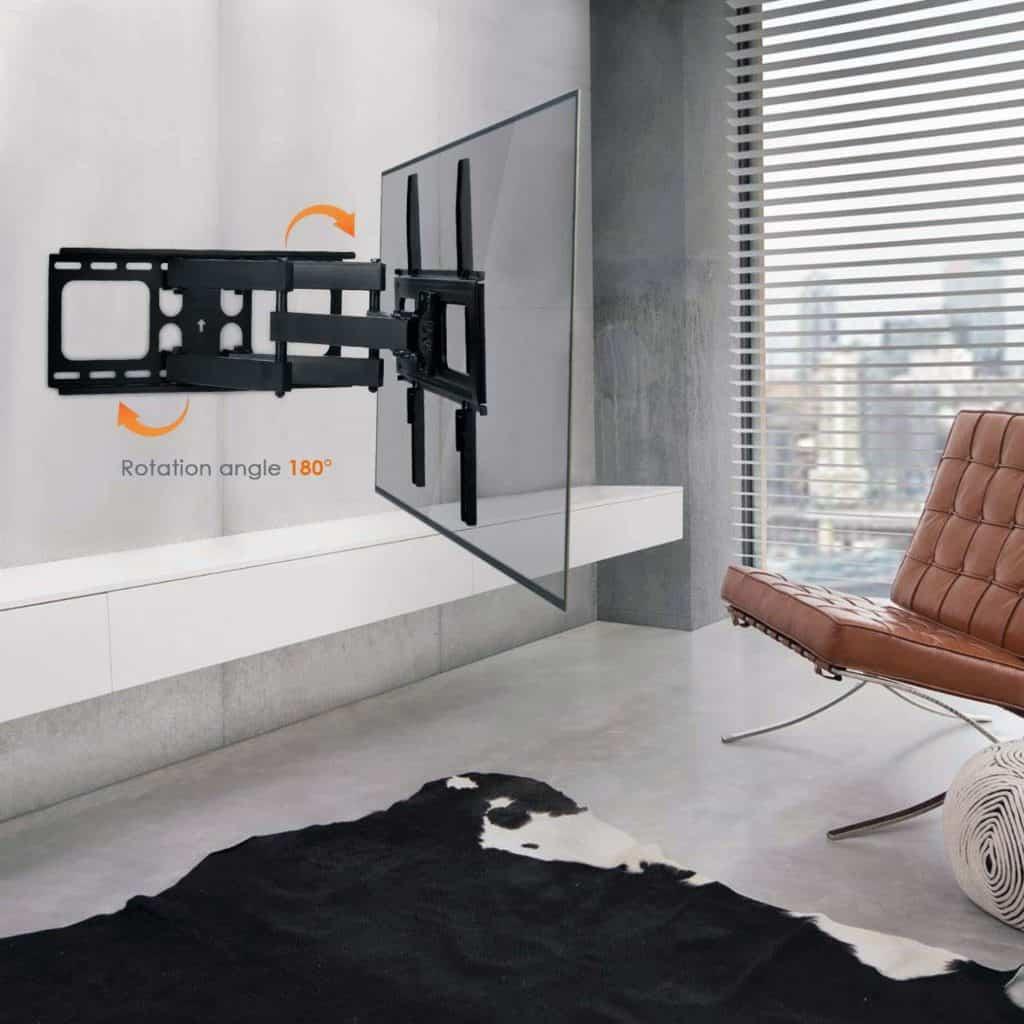 Ventajas de montar el televisor en la pared