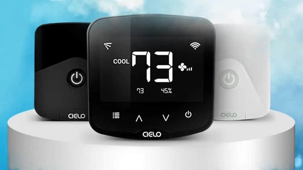 Haz tu propio aire acondicionado inteligente.